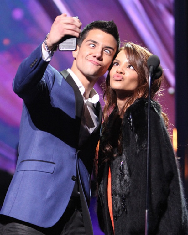 luis coronel y becky - photo #36